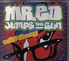 MR Ed Jumps The Gun - Wild Thang cd maxi single