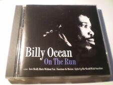 """BILLY OCEAN """" on the run """"  CD"""