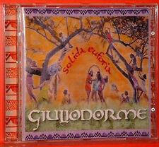 GIULIODORME - SOLIDA EUFORIA CD Nuovo