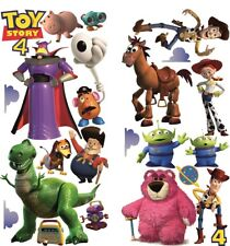 Toy Story 4 Wall Stickers Decal Art Decor Home bedroom Mural wall art 3D 70X35X2