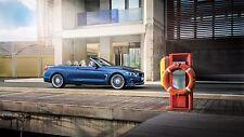 2016 BMW Alpina b4 Biturbo Convertible 24X36 inch poster, sports car