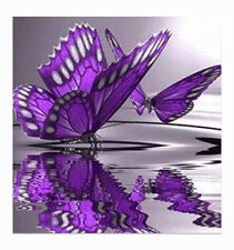 5D DIY Diamond Butterfly Painting Embroidery Cross Crafts Stitch Home Decor...