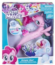 My Little Pony The Movie Pinkie Pie Swimming Seapony 6-Inch Figure