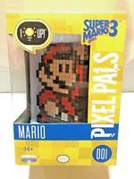 Pixel Pals Super Mario 3 Light Up Figure Nintendo PDP 2017