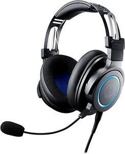 Audio-Technica ATHG1 Over the Ear Headphones - Black