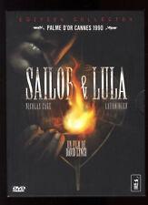 SAILOR Y LULA David LYNCH Nicolas CAGE Edición Coleccionista 2 DVD ZONA 2