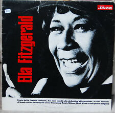 ELLA FITZGERALD – ELLA FITZGERALD  Musica Jazz  2MJP 1036  LP N. 1942