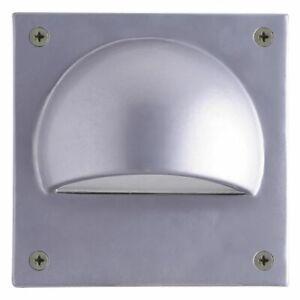 HPM 12V Square LED Garden Wall Light