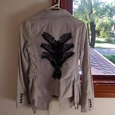 Trelise Cooper Jacket sz 8 Double or Nothing Bastille