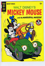 Mickey Mouse #100 Gold Key 1965