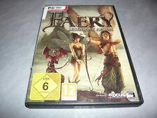 Faery-Legends of Avalon | PC juego Adventure
