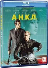 The Man from U.N.C.L.E. UNCLE Blu-ray English Dolby Atmos 7.1 Агенты А.Н.К.Л.