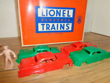 LIONEL # 969 CONSTRUCTION SET IN ITS ORIGINAL BOX
