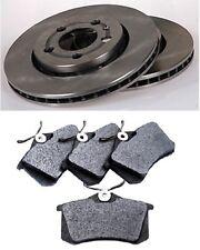 Seat Toledo MK 2 II 1.4 1.6 1.8 1.9 2.3 Brake Discs & Rear Pad Set 1998-2006