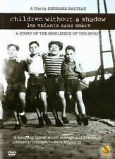 Children Without A Shadow (Les Enfants Sans Ombre) (DVD) 2014 - HTF - WS - VG