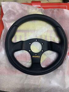Momo Team 280mm Steering Wheel, Boss Horn Push - Lotus Elise Exige