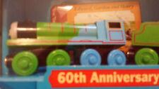 Thomas And Friends Wooden Railway Retired 60th Anniversary Henry NIP