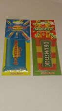 Retro Sweets Twin Pack Car Air Freshener Drumstick + Refreshers