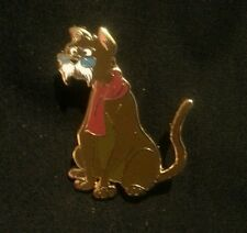 Fantasy Disney Pin - Rufus from The Rescuers. Disney Cat pin. LE 50