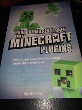 Programmieren lernen mit minecraft plugins