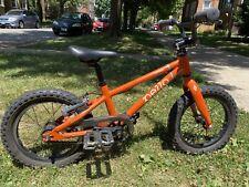 Used Pello Romper 14� Kids pedal Bike