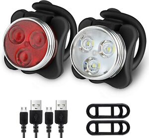 LED Light sets for Mobility Scooter Safety Lights wheelchair disability bike