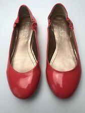 BCBG Paris Womens Shoes Watermelon Magie Size 6.5 Excellent Condition