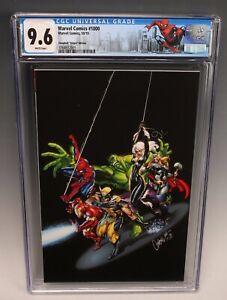 Marvel Comics #1000 CGC 9.6 Campbell Virgin Edition (Marvel, 2019)