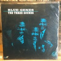[SOUL/JAZZ]~EXC LP~The THREE SOUNDS~Blue Genes~{OG 1962~VERVE~MONO~Issue]