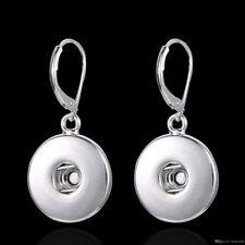 Leverback Silver Plated Drop/Dangle Fashion Earrings