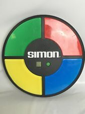 Simon Says Memory Electronic Board Game #1897 - Tested And Working - Good Cond