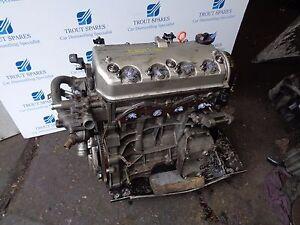 2003 HONDA CIVIC D14Z6 1396cc Petrol 4 Cylinder Manual Engine 67K miles