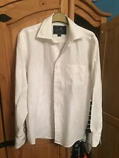 Stone Bay Ladies Pure Linen Shirt / Dress Size Small