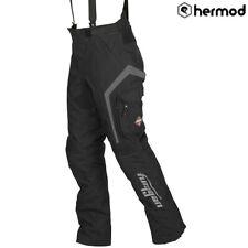 Furygan Apalaches Waterproof Touring Textile Motorcycle Trousers - Black
