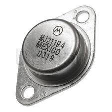 MJ21194 Original Pulled Motorola Silicon PNP Power Transistor
