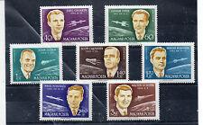 Hungria Espacio Serie del año 1972 (BY-191)