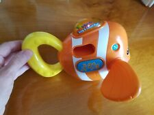 Vtech Sing & Count Fish Baby Toy