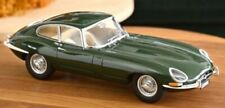 1/12 NOREV #122710 Jaguar E-Type Coupe 4.2 L 1964 - Green