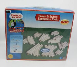 Learning Curve LC99949 Tomas and Friends Cross And Switch Expansion Pack