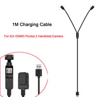 1m Charging Cable TYPE-C Power Cable for DJI OSMO Pocket 2 Handheld Camera