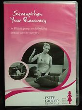 STRENGTHEN YOUR RECOVERY~ PILATES PROGRAM BREAST CANCER SURGERY DVD ~ FREE POST