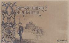 # Militari:   ISPETTORATO GENERALE DEL GENIO MILITARE - fotocartolina