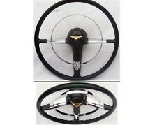 RETRO CHEVY STEERING WHEEL - 1955 -1956 - NEW
