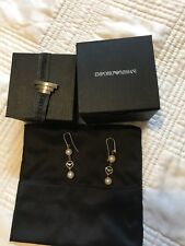 New Emaprio Armani Earings