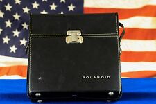 """Vintage Polaroid Color Pack Camera Case #324  """"The Classic""""  for 100 250 350 450"""