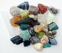 Mixed A Grade Natural Crystal Specimens - NOT CHEAP MIX - 250g - 5kg...Bargain!!