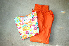 Scrub Lot of 2 Pieces, 1 Pants (small) 1Top(small) Butter Soft Scrubs By Ua
