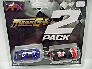AFX Mega G+ 1:64 PN/220471 Twin Pack Stocker Slot car