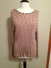 J.H. Collectible Knit Top 2X Sweater