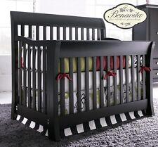 Bonavita METRO Convertible Sleigh Crib BRAND NEW
